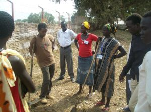 FGW training in Tonj